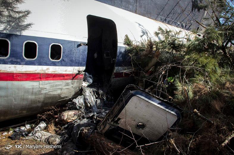 سقوط هواپیمای غیرمسافربری در زیبا دشت کرج+ تعداد و اسامی مصدومان و فوتیها